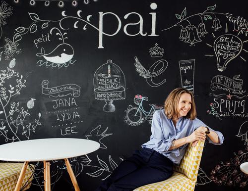 Sarah Brown, Founder, Pai Skincare