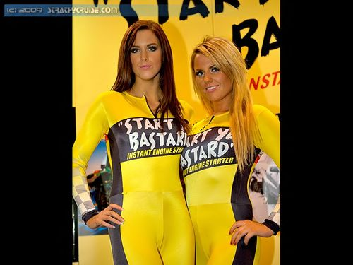 Page 3's Katie Leigh and Lucy Gaffney