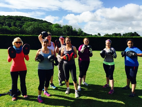 New You Boot Camp UK fitness