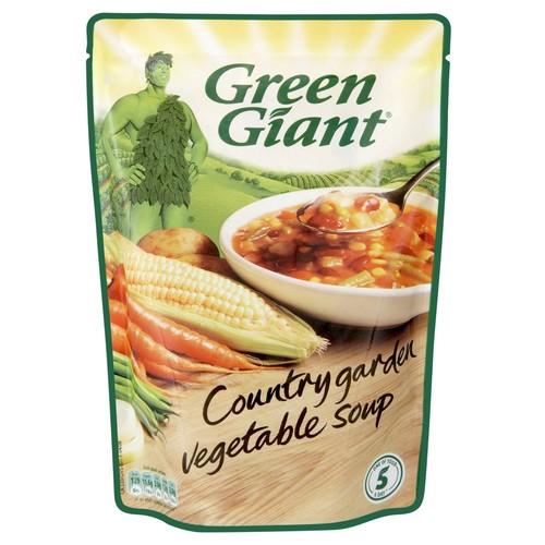 Country Garden Vegetable Soup