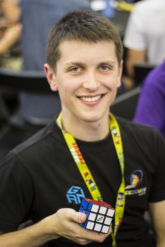 Feliks Zemdegs, World Champion