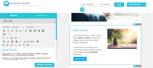 Screenshot Workbooks GatorMail