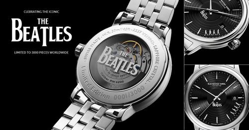 Raymond Weil The Beatles Watch