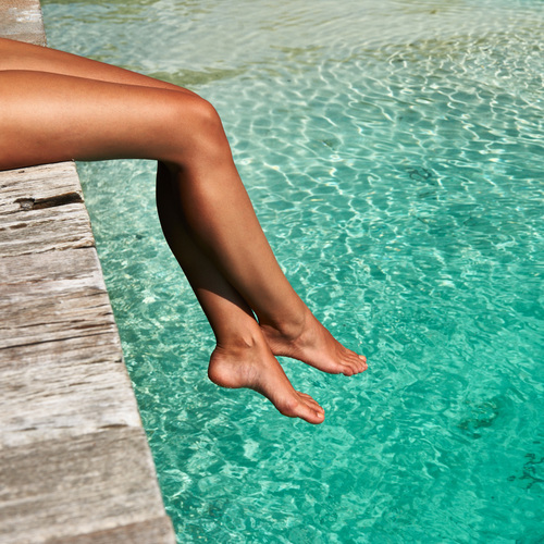 Keep your legs healthy this summer