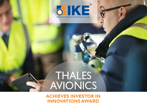 Thales Gains Innovation Award