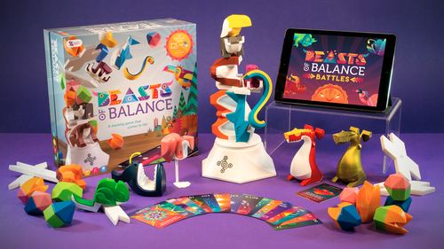 Beasts of Balance Battles