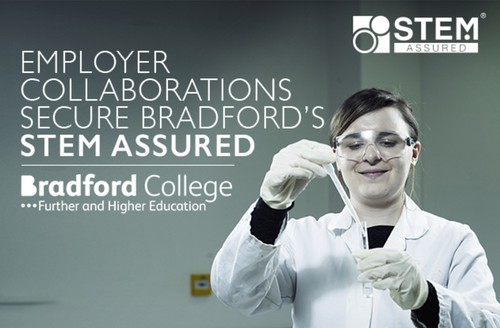 STEM Assured at Bradford College
