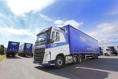 Freeway manages TDW's fleet maintenance