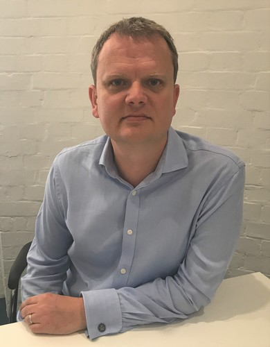 Phil Lea Head of Security