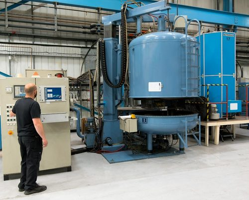 Gas Nitriding at Wallwork Group