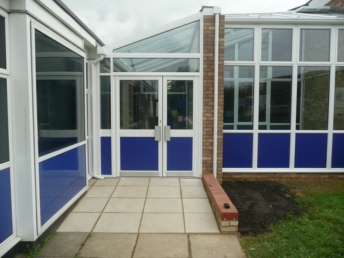 Hazelmere's Lane End School Installation
