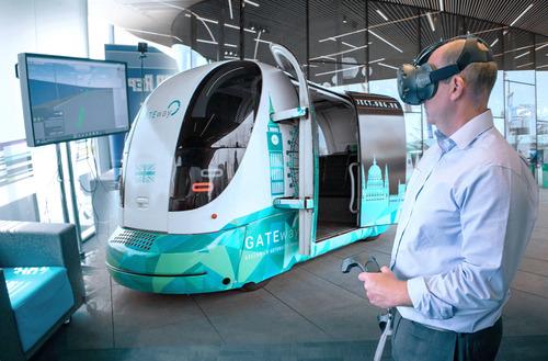Living Lab uses 3D Repo's VR simulator