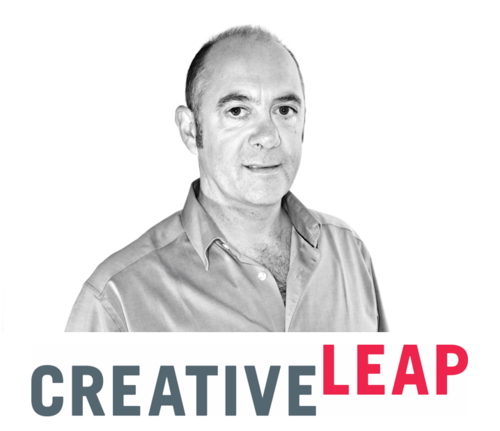 David Gray, CEO Creative Leap
