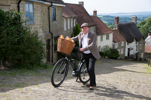 The Hovis Boy returns to Gold Hill