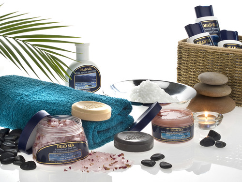 Malki Dead Sea bath, body and hair range
