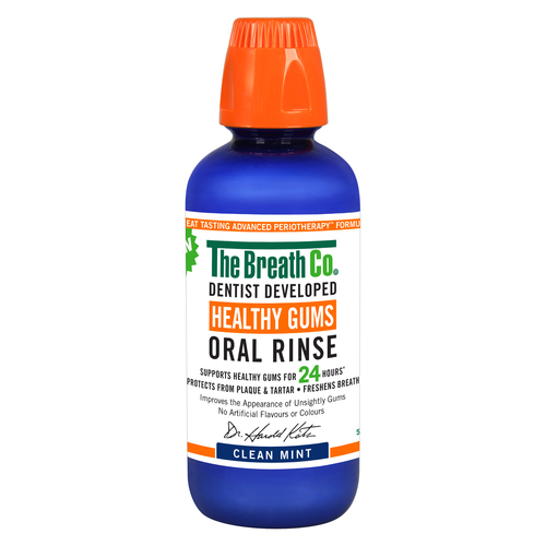 Breath Company Healthy Gums Oral Rinse