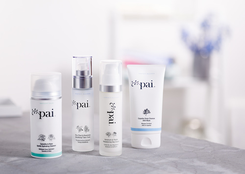 Pai Skincare Product Group Image