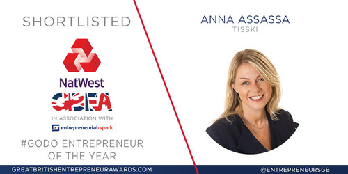 Anna Assassa, CEO, Tisski Ltd