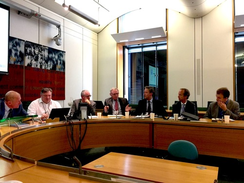 Etch at APPG for Crowdfunding 11.09.17