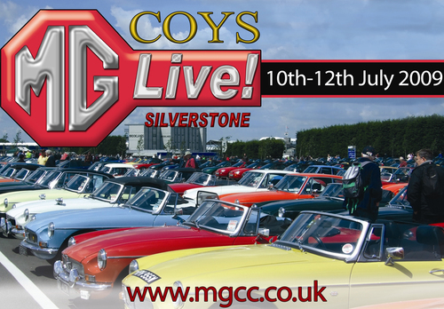 MGLive! - Simply the best MG event