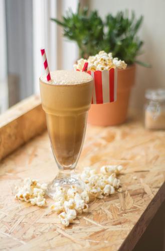 Tia Maria Iced Popcorn Frappe