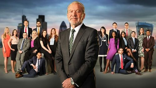 Lord Sugar and This Year's Contestants