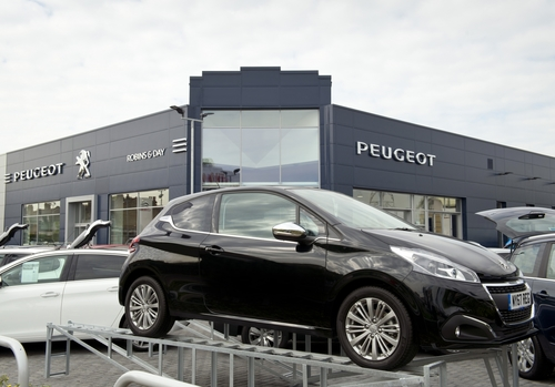 Peugeot Scrappage