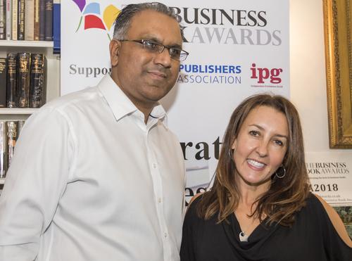 Safaraz Ali and Shaa Wasmund