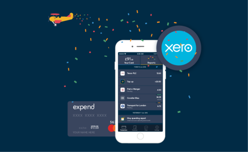 Expend and Xero