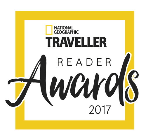 Nat Geo Traveller Reader Awards 2017