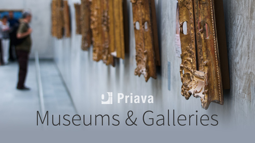 Museums and Galleries invest in Priava