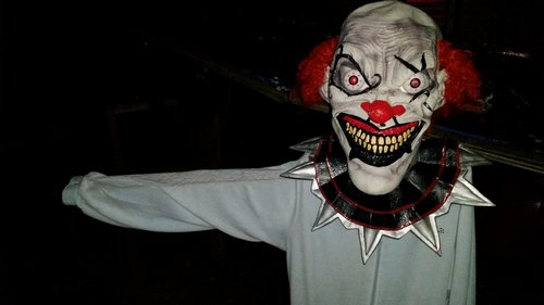 The Killer Clown Craze Returns