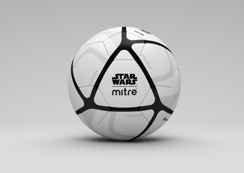 Mitre Star Wars Match Ball
