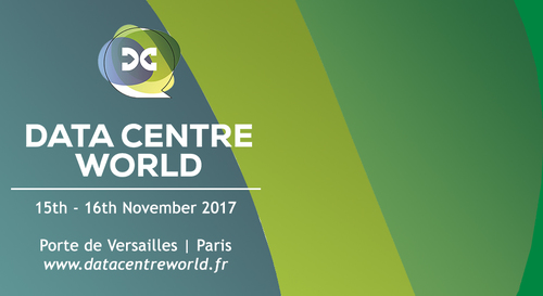 Excel at Data Centre World in Paris