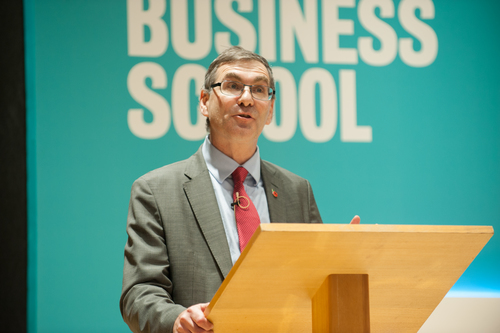 Stephen Bach, King's Business School