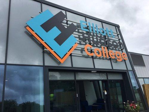 Elliott Hudson College