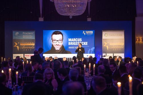 Marcus Brigstocke Awards Host