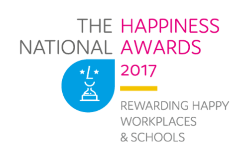 National Happiness Awards Logo