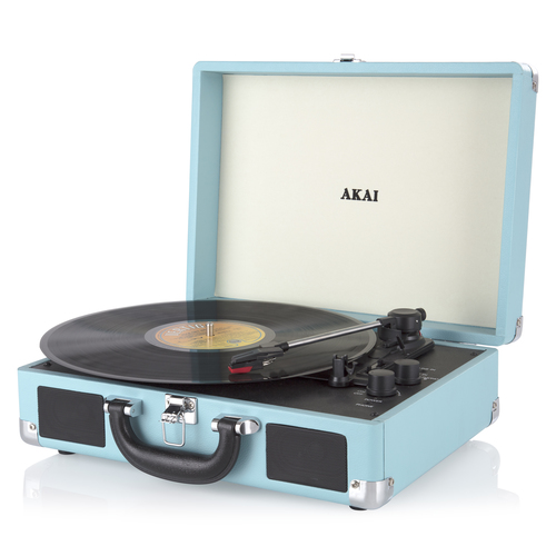 Akai Turntable