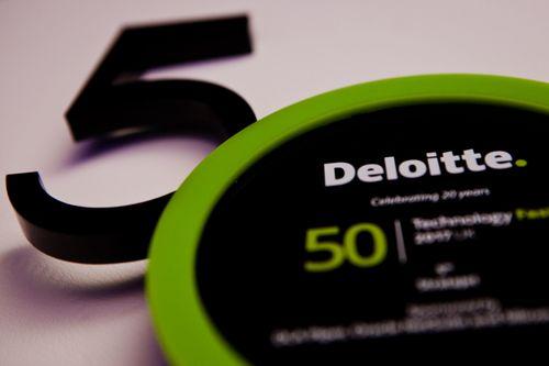 SIPHON placed in Deloitte Fast 50