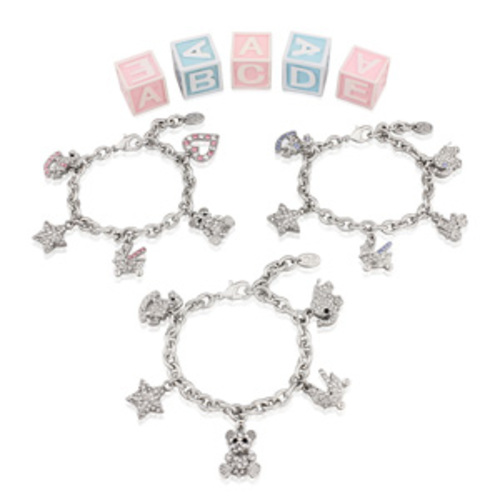 The New Mum Charm Bracelet Collection