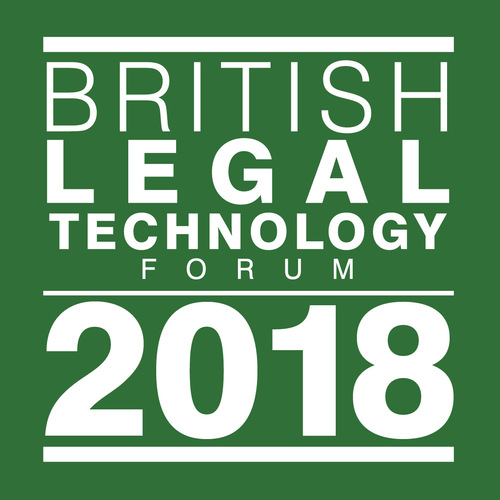 British Legal Technology Forum 2018