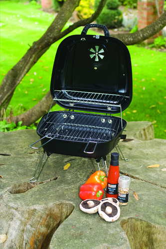 AWT 1823 Travel Chef Portable Grill