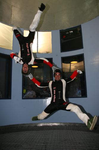 2008 Gold medalists team Bodyflight