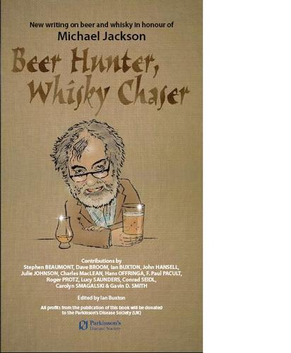 Beer Hunter, Whisky Chaser front cover