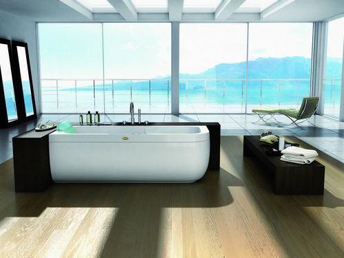 Jacuzzi Aquasoul bath