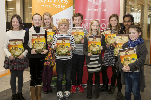 Young authors launch 'FairITales'