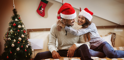 More couples are being honest at Xmas