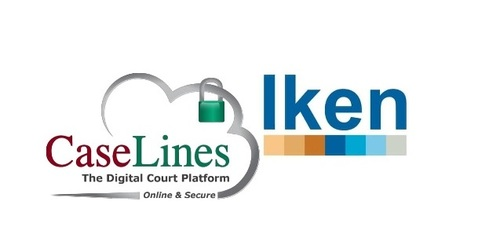 CaseLines and Iken Logo