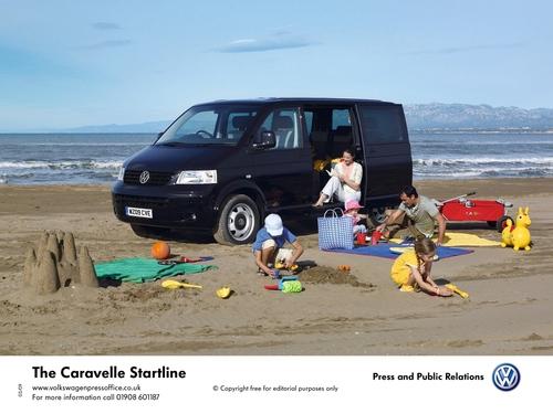 The Caravelle Startline
